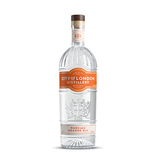 City of London Distillery Murcian Orange Gin 0,7l - 40,3%