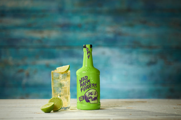 Dead Man's Fingers Lime Rum 0,7l - 37,5%