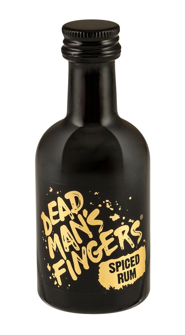 Dead Man's Fingers Spiced Rum 5cl - 37,5%