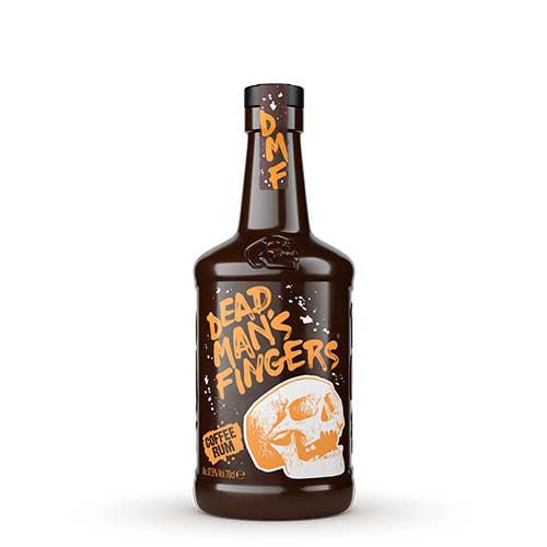 Dead Man's Fingers Coffee Rum 0,7l - 37,5%