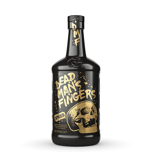 Dead Man's Fingers Spiced Rum 1l - 37,5%