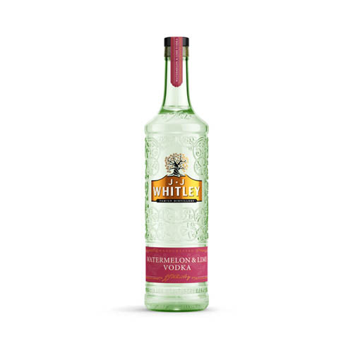 J.J Whitley Watermelon & Lime Russian Vodka 0,7l - 38%