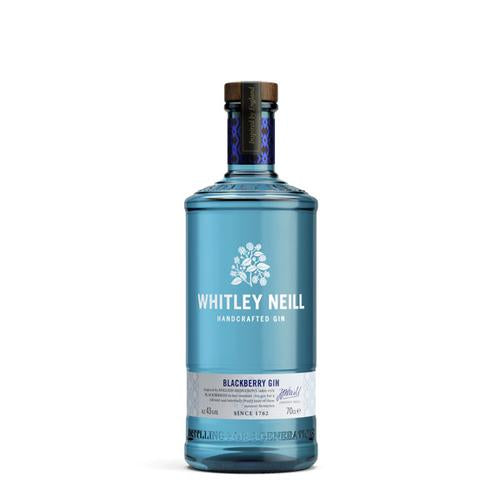 Whitley Neill Blackberry Gin 0,7l - 43%