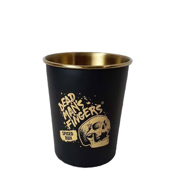 Dead Man's Fingers Metal Cup - 350ml