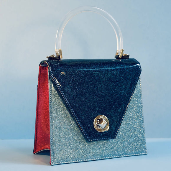Mixed Berry Mini Sparkling Handbag