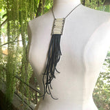 Porcupine Quill Breastplate Necklace
