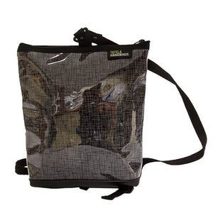 Gadabout backpack in crosshatch II