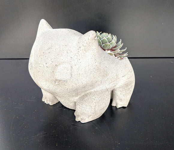 Large Bulbasaur Succulent Planter
