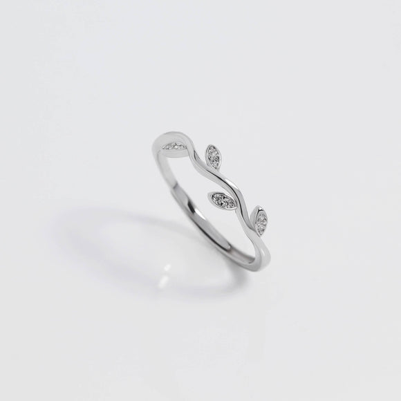 Little Leaf Ring