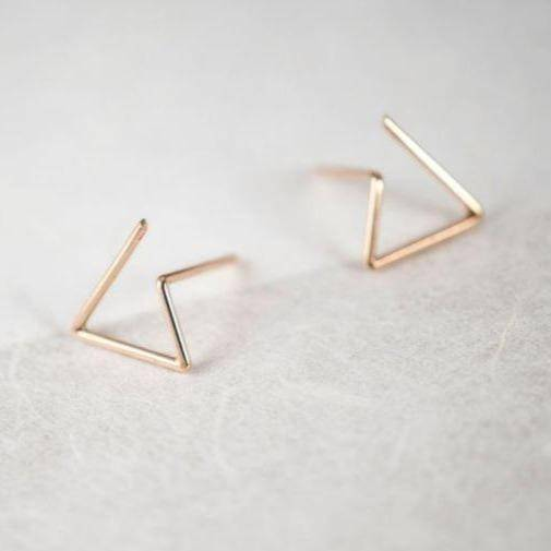 DREA Earring 'Mini Triangle'