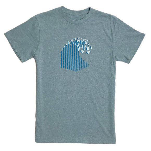 Tetra Wave Sustainable Graphic T-shirt