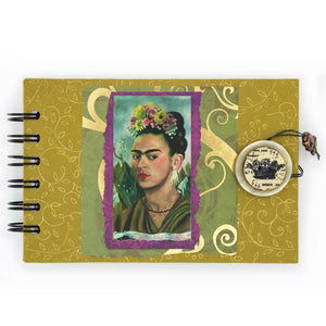 Frida Khalo Creative Spark Journal