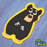 Ulysses the Black Bear Patch