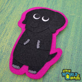 Max the Black Lab Patch