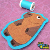 Margo the Capybara Patch