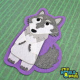 Hugo the Wolf Patch