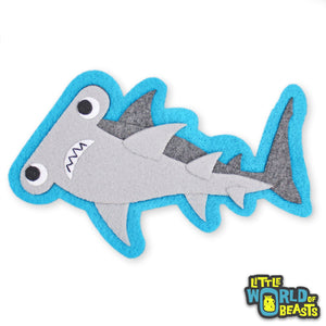 Mabel the Hammerhead Shark Patch