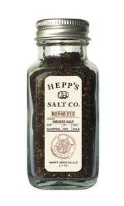 Mesquite Smoked Sea Salt