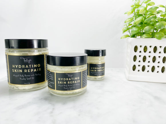 Hydrating Skin Repair - Shea, Mango and Cocoa Butters