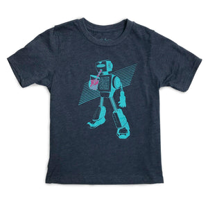 Boba Bot Kids Graphic T-shirt