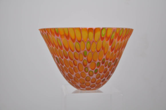 Translucent Murrine Vase