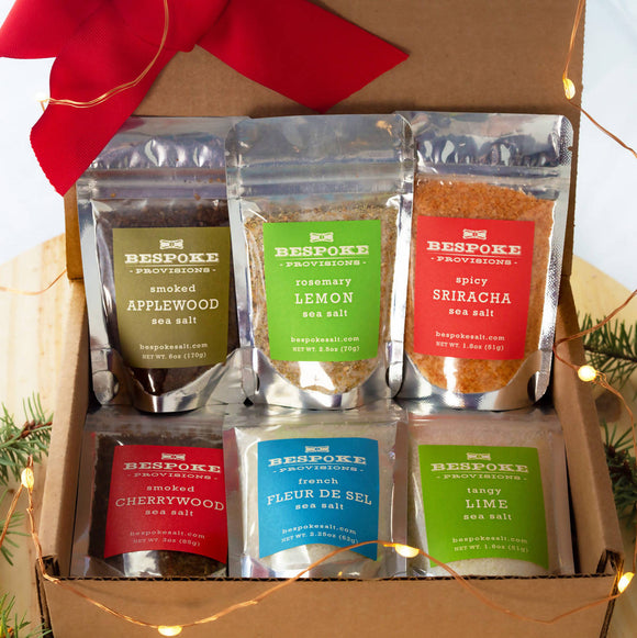 Salt Collection Gift Set