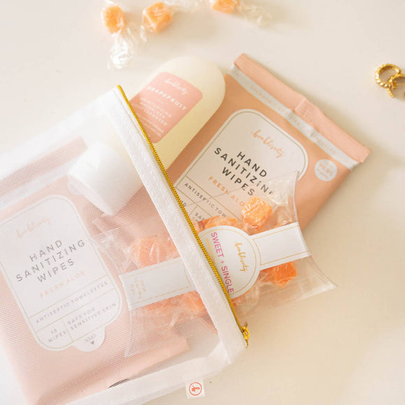 Self Care Anywhere Set - Citrus