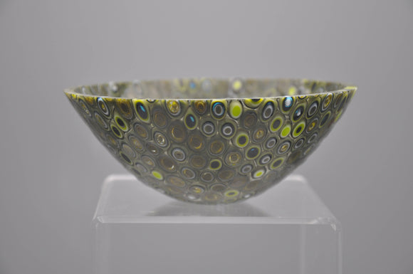 Green Murrine Bowl