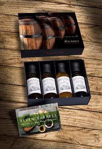 6 oz. Olive Oil & Balsamic Gift Box