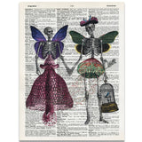 The Fashionistas Dictionary Print