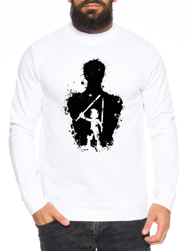 Zorro in Zorro One Manga Herren Sweatshirt Ruffy Anime Piece