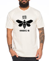 Biene Herren T-Shirt Golden Moth Breaking Chemical Walter Motte Bad Chemie