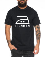 Ironmen Herren T-Shirt Cooles lustiges Fun Shirt
