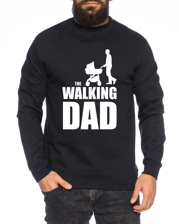 The Walking Dad Herren Sweatshirt Dead
