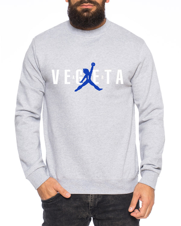 Air Vegeta Herren Sweatshirt Son Dragon Master Ball Vegeta Turtle Roshi Db