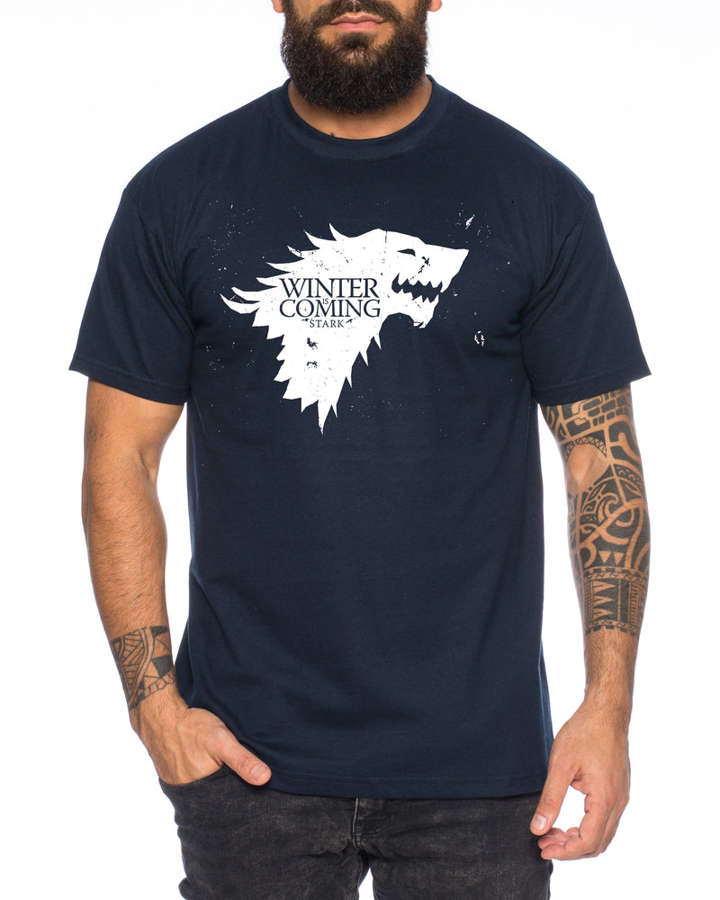 Coming Herren Game T-Shirt Cooles Thrones Shirt