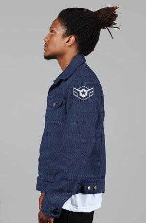 Attux Mens denim jacket