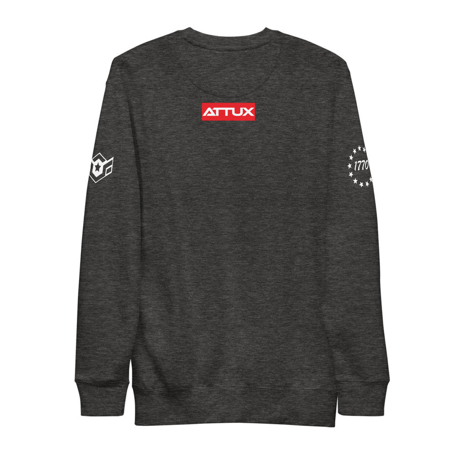 Eff Around Unisex Fleece Pullover