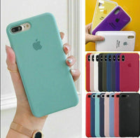 For Apple iPhone XS Max Original Silicone Genuine Luxury Case Cover