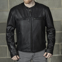 Load image into Gallery viewer, Indy - Men's Motorcycle Leather Jacket