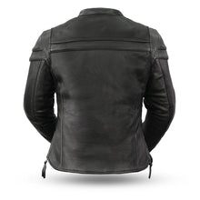 Load image into Gallery viewer, The Maiden - Women's Motorcycle Leather Jacket