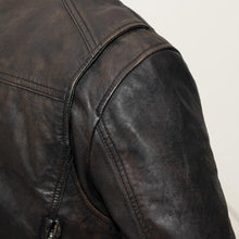 Load image into Gallery viewer, The Trickster - Women's Motorcycle Leather Jacket