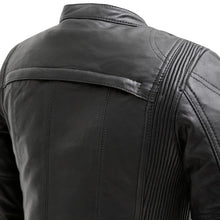 Load image into Gallery viewer, Supastar - Ladies Motorcycle Leather Jacket