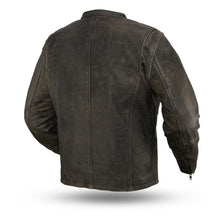 Load image into Gallery viewer, Drifter - Men's Motorcycle Jacket