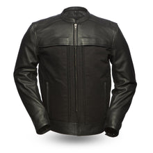 Load image into Gallery viewer, Invader - Motorcycle Leather Jacket