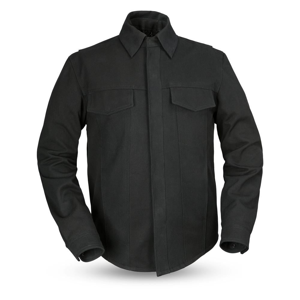 Mercer - Men's Canvas Motorcycle Shirt