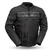 Load image into Gallery viewer, Immortal - Men's Codura Reflective Skull Jacket