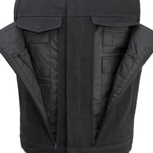 Load image into Gallery viewer, Fairfax V2 - Men's Motorcycle Canvas Vest