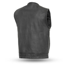 Load image into Gallery viewer, The No Rival - Men's Motorcycle Leather Vest