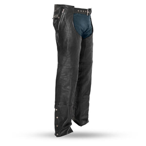 Patriot - Unisex Leather Chaps (Revised)
